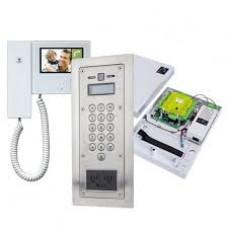 Paxton 337-505  Net2 Flush Entry V/R Intercom Panel Kit