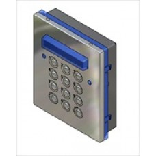 Videx - 4000 Series Keypad Module With 3 Codes And 3 Relays