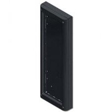 Videx 4000 Series - 3 Modules Surface Mount Box Grey