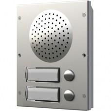 Videx 8000 Series - 2 Button Speaker Module 4+n Wiring