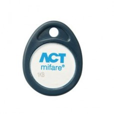 ACT ACTpro MF Fob-B pack of 10 1Kb Contactless Smart Key Fob