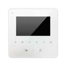 """CDVI-CDV43 Additional 4.3"""" monitor in white"""