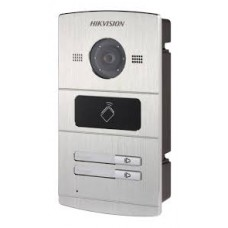 Hikvision Metal Villa Door Station Intercom DS-KV8202-IM 2 Door Button