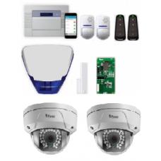 Pyronix Enforcer ENFCAMKIT1-UK Wireless Kit c/w 2 Dome Cameras