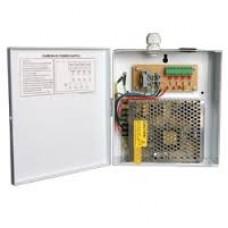 Haydon HAY-PSU412-4A 4 Way Boxed PSU 4 Amp PTC Fuses Surge Protected