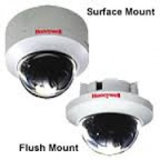 Honeywell's HD3HRSX High resolution indoor fixed Minidome Surface or Flush Fitting