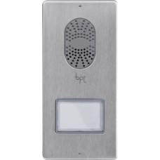 BPT LC-01 Lithos Audio 1 Button Entry Panel