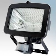 Time Guard SLB400G 400W Energy Saving PIR Halogen Floodlight – Black