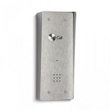 Bell System - VRP1-S 1 Call Button Surface Audio Entry Vandal Resistant Panel
