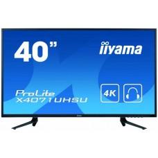 "iiyama X4071UHSU-B1 40"" 4K LED HDMI Monitor"