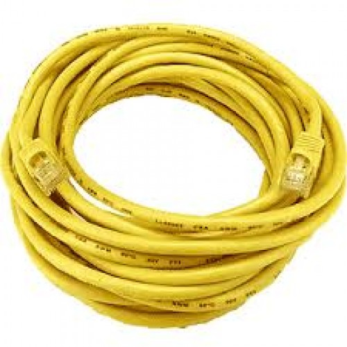 Cat5e Cable Utp 305m Box Yellow