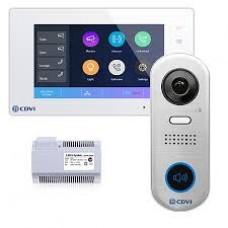 CDVi CDV4791S-DX  2Wire 1 Way Colour Mobile App Video Door Entry Kit
