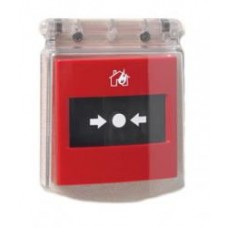 STI 6830 Manual Call Point Mini Stopper Flush Mounted (No Sounder)