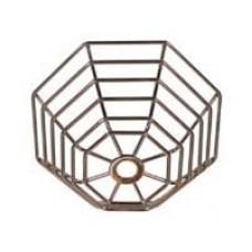 STI Stainless Steel Web Stopper - Flush - 75mm Depth x 175mm Diameter STI9604-SS
