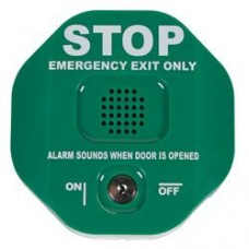 Exit Door Alarm - Green STI 6400 G