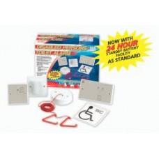 C-Tec NC951 Disabled Persons Toilet Alarm Kit