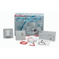 C-Tec NC951-SS Disabled Person Toilet Alarm Kit - Stainless Steel Version