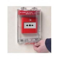 STI 6530 Manual Call Point Stopper Flush Mounted (No Sounder)