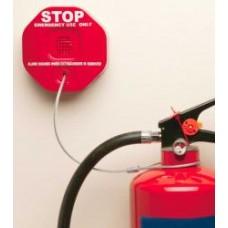 STI 6200 Fire Extinguisher Stopper / Alarm