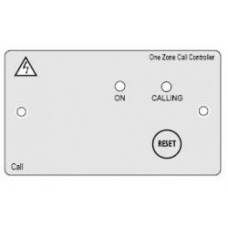 C-Tec NC941-SS Single Zone Stainless Steel Controller Panel