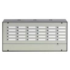 C-Tec NC810K 10 Zone Standard Master Panel c/w 12V PSU & Reset Button