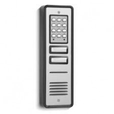 Bell System CP106-2 Two Button Audio Door Entry Intercom Panel with Built in Keypad