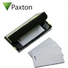 Paxton 693-112 Net2 Proximity Clamshell Cards, Pack of 10