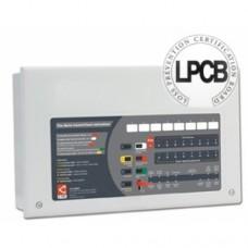C-Tec CFP704-4 Conventional  Four Zone Fire Alarm Panel