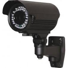 Ganz LYB-IR212PS-CB Bulllet Camera's 650TVL 2.8-12MM LENS IR