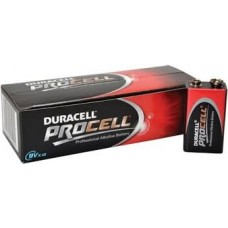 DURACELL PROCELL MN1604 9V 10pack