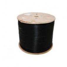 RG59 500m Coax Video Cable Black