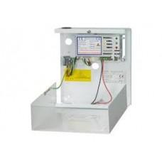 RGL 1202SM-1 13.8VDC 2 Amp Power Supply Multi Indicator - Hinged Box
