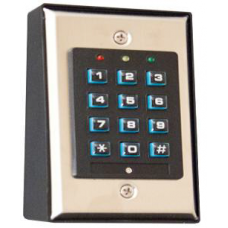 RGL KP25 Internal Economy Keypad Stainless Steel