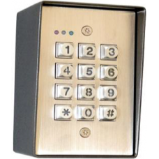 RGL KP50 Internal External Keypad Zinc Alloy