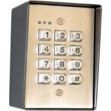 RGL KP50 Internal External Keypad Zinc Alloy