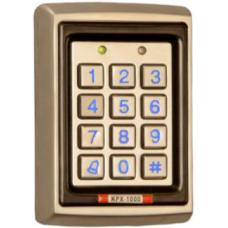 RGL KPX1000 Internal / External Proximity Facility Keypad