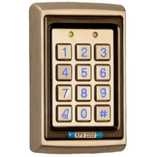 RGL KPX2000 Internal or External Proximity Facility Keypad