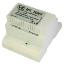 Videx 506N DIN Boxed Universal Relay 12/24V (23G)