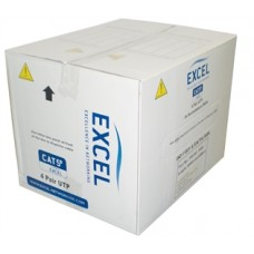 CAT5e Cable UTP 305M Box Blue