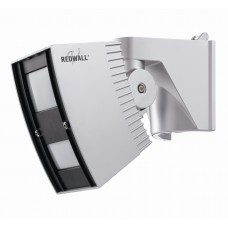 Optex Redwall SIP-404/5 External PIR Detector with Independent Creep Zone Detector 40m x 4m
