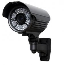 CTSVU IR Bullet Camera 4-9mm 600TVL 50M IR Led's