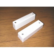 Knights Plastics G2 6-Terminal Single Reed Large Surface Contact White