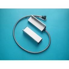 Knights Plastics G3 Aluminium Angle Contact with Magnetic Interference Detection and Selectable Resistors With Armoured Sleeving