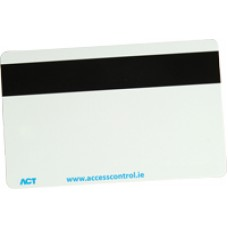 ACT Prox Duo-B Card - Pack of 10 Proximity & Magstripe Cards (125kHz)