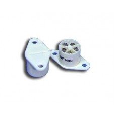 CTS-Direct Intruder Alarm Flush Contact in White