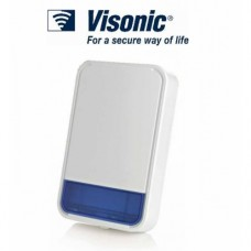 Visonic Dummy Bellbox Complete with Backplate and Cover