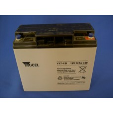 Yucel Y17-12 12v 17amp Battery