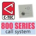 C-Tec 800 Series Call System - Conventional
